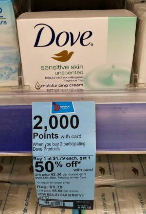 Dove Bar Soap ONLY $0.35 At Walgreens - NO COUPONS Required! - DEAL MAMA