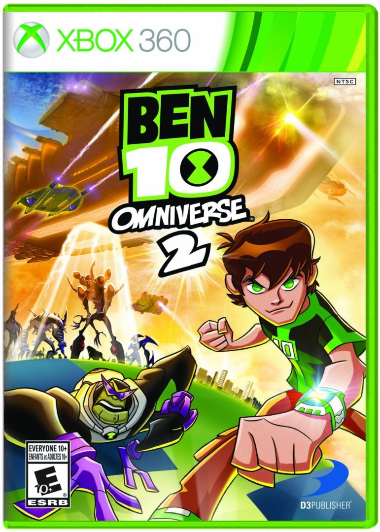 Ben 10 Omniverse 2 For Xbox 360 Only 8 99 Was 29 95