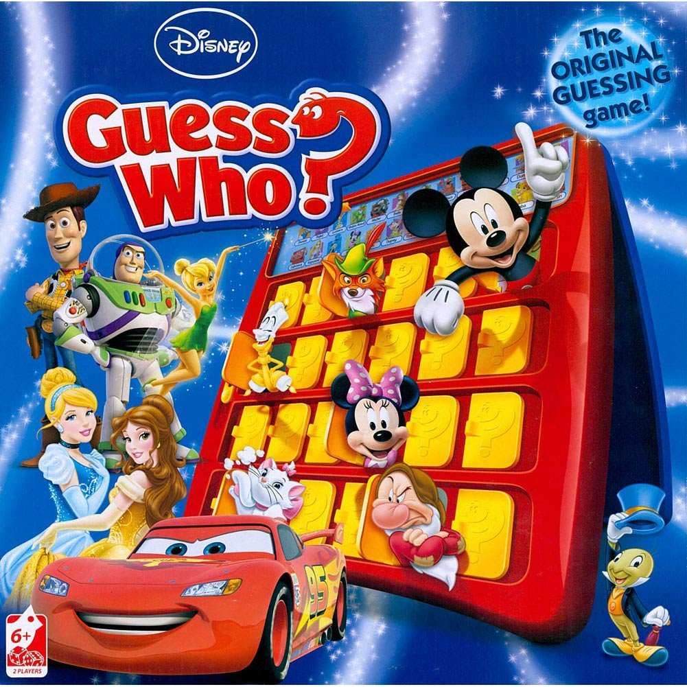 Best Disney Toys And Games For Kids : Walgreens buy toys get free guess who game only