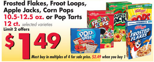 Stock Up On Kellogg's Cereals At Smart & Final - ONLY $0.99 ...