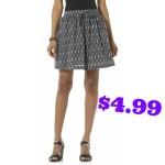 Canyon River Blues Women's Miniskirt