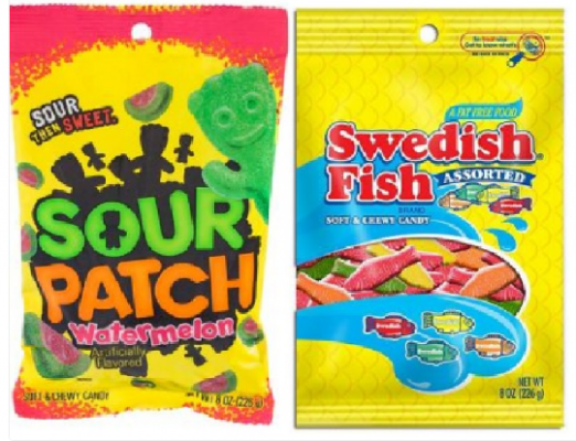 Target sour patch kids and swedish fish only for Sour swedish fish