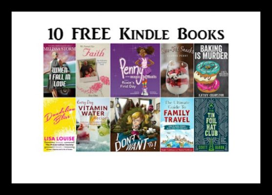10 free kindle books 5 5   deal mama