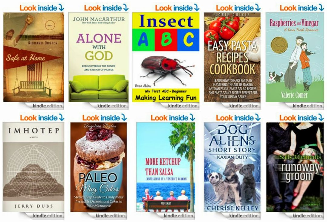 how to download kindle books for free online