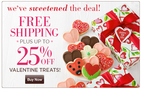 Cheryl's sales can also unlock free shipping and instant cash savings with a minimum purchase. If you are looking for a gift that will delight the receipient, send fresh-baked gourmet cookies from Cheryl's. Don't forget to sign up for the Cheryl's Celebration Passport to gain year-round free shipping and a free 83%(77).