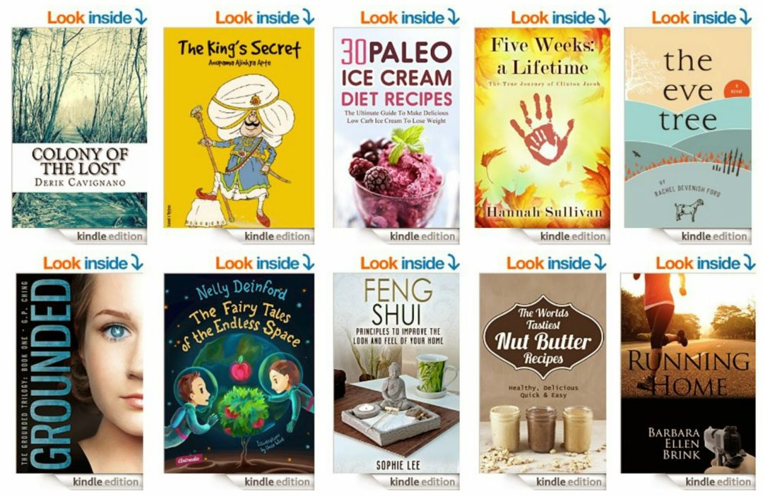 10 FREE Kindle Books To Download Today 5/20! - DEAL MAMA