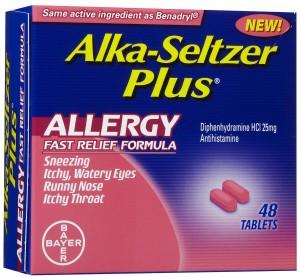 FREE Alka-Seltzer Plus Allergy