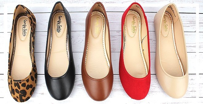 Flat Shoes Cvs