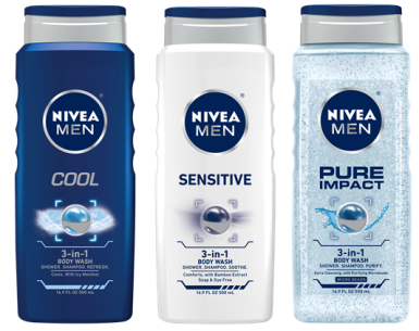 image about 3.00 Off Nivea Printable Coupon named Nivea Mens System Clean basically $0.58 each and every at CVS (Beginning 5/15)