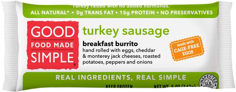 Turkey-Sausage-Breakfast-Burrito-Good-Food-Made-Simple