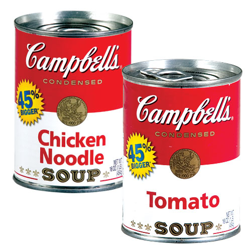 Campbell's Tomato Soup only 0.81 at Rite Aid