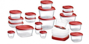 Kmart – Rubbermaid 40-Piece Food Storage Set only $11.31