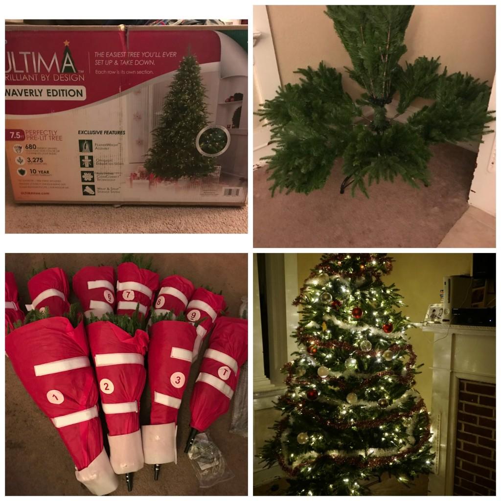 Cozy Around The Ultima Christmas Tree