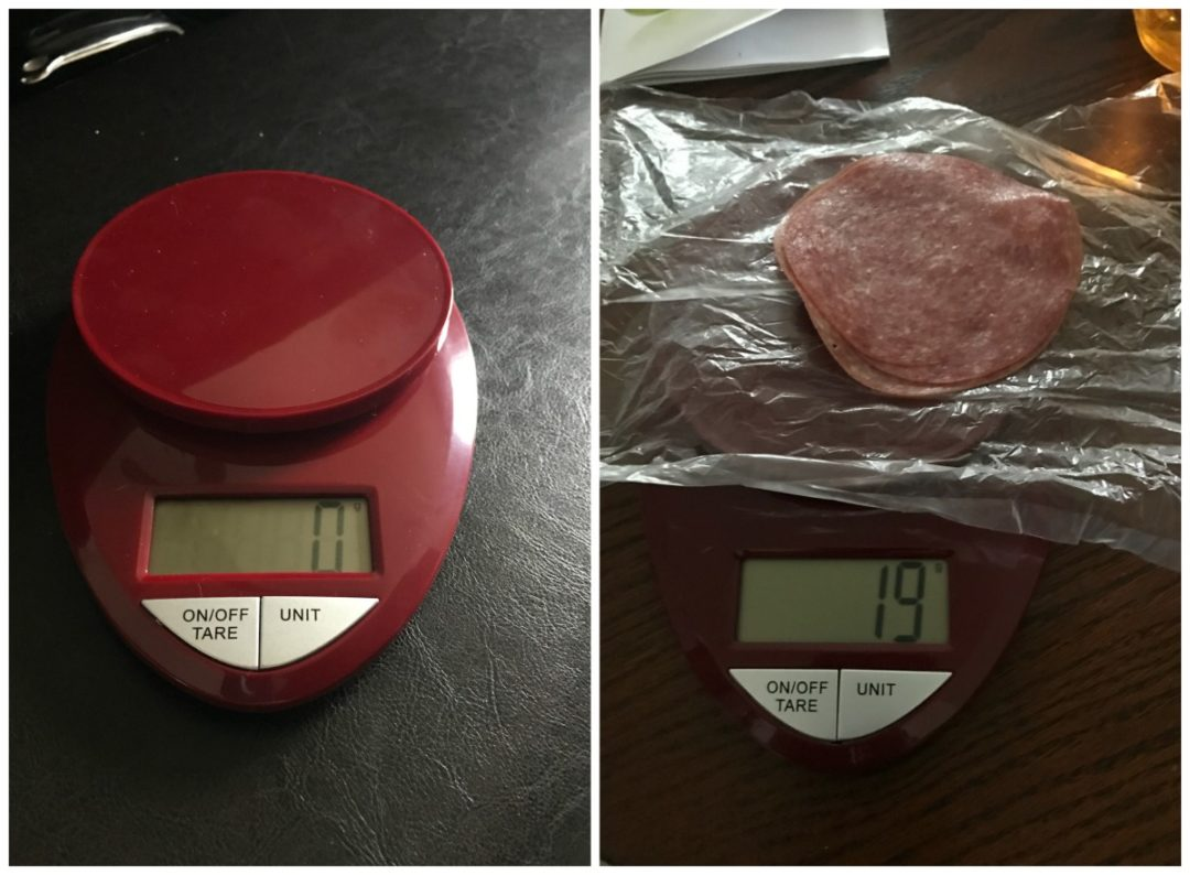 2016 Holiday Gift Guide: EatSmart Precision Pro Digital Kitchen Scale Giveaway!