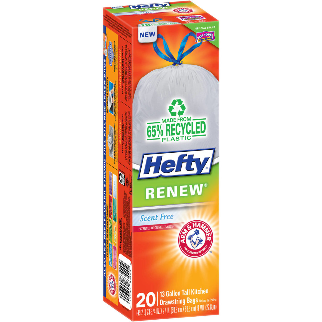 Hefty Tall Kitchen Bags only $1.97 at Walmart! - DEAL MAMA