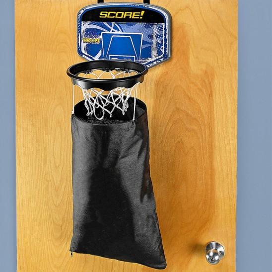 Hamper Hoops Over The Door Laundry Hamper Basketball Hoop
