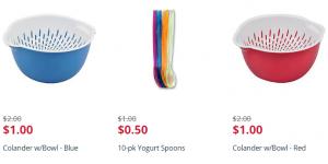 Kmart – Kitchen Utensils & Gadgets – Prices start at $0.50