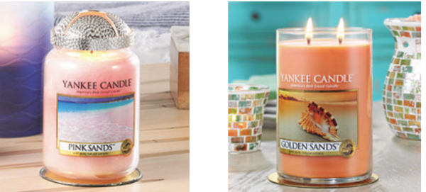 Yankee Candle: New Buy 1 Get 2 Free ANY Small Jar Candle