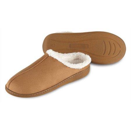 Walmart Sharper Image Men S Memory Foam Slippers Only 3