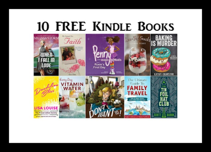 amazon books kindle free books