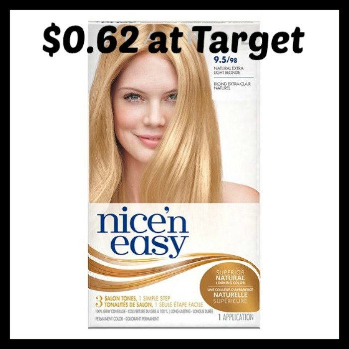 Target - Clairol Hair Color only $0.62! - DEAL MAMA