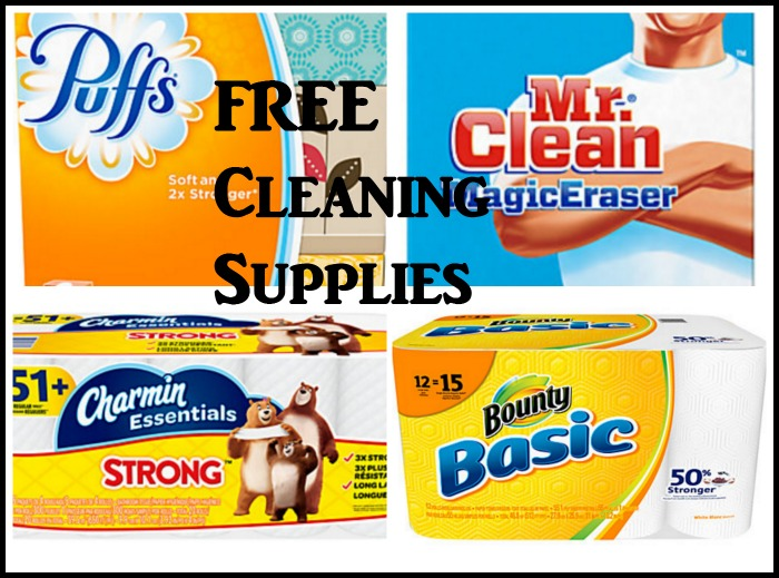 Office Depot Officemax Free Cleaning Supplies Last