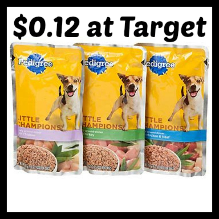 Pedigree Dog Food Pouches Coupons