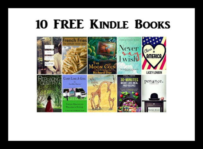 how to read free books on kindle