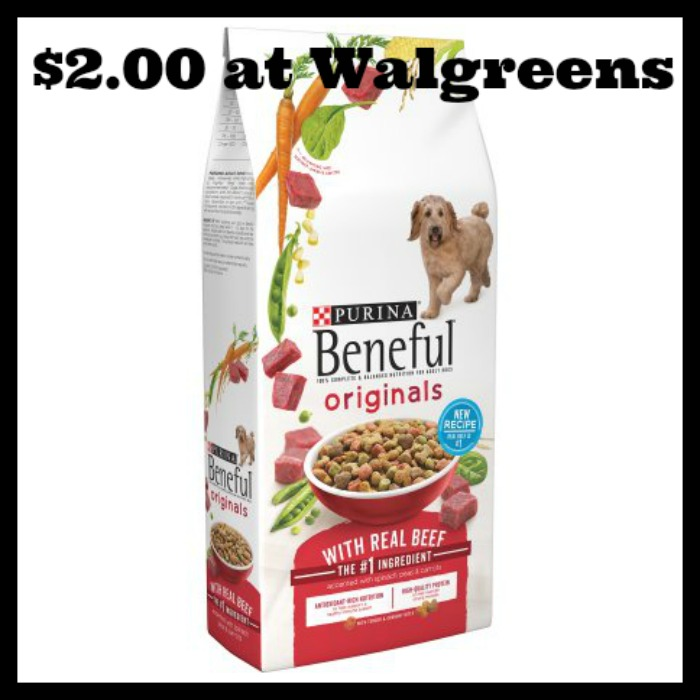 Beneful Dog Food Target Deal