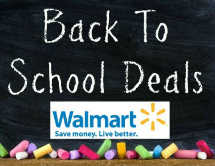 Walmart Back to School – Week of 7/12