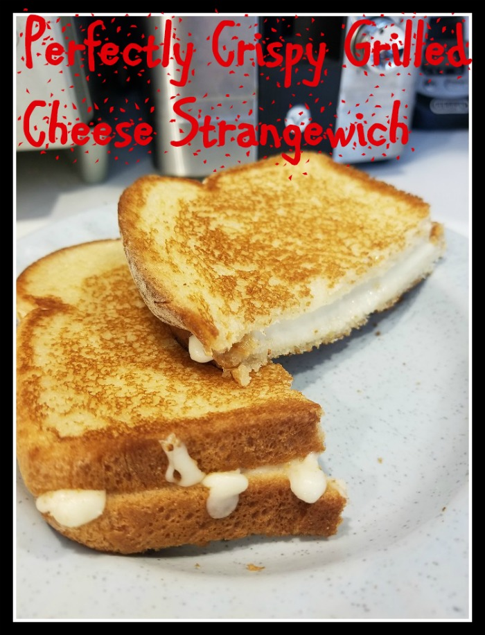 Perfectly Crispy Grilled Cheese Strangewich – Grab your Best Foods Real Mayonnaise at Food 4 Less!