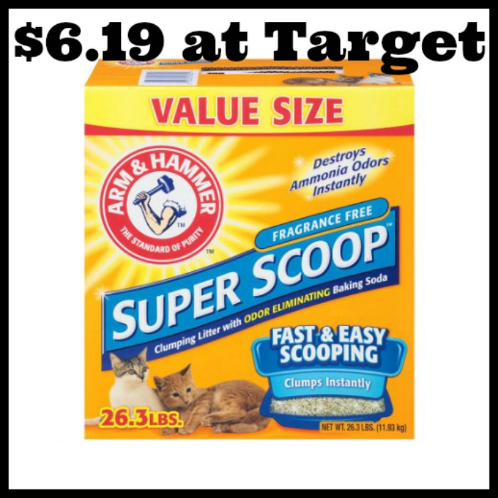 Arm And Hammer Cat Litter Coupons