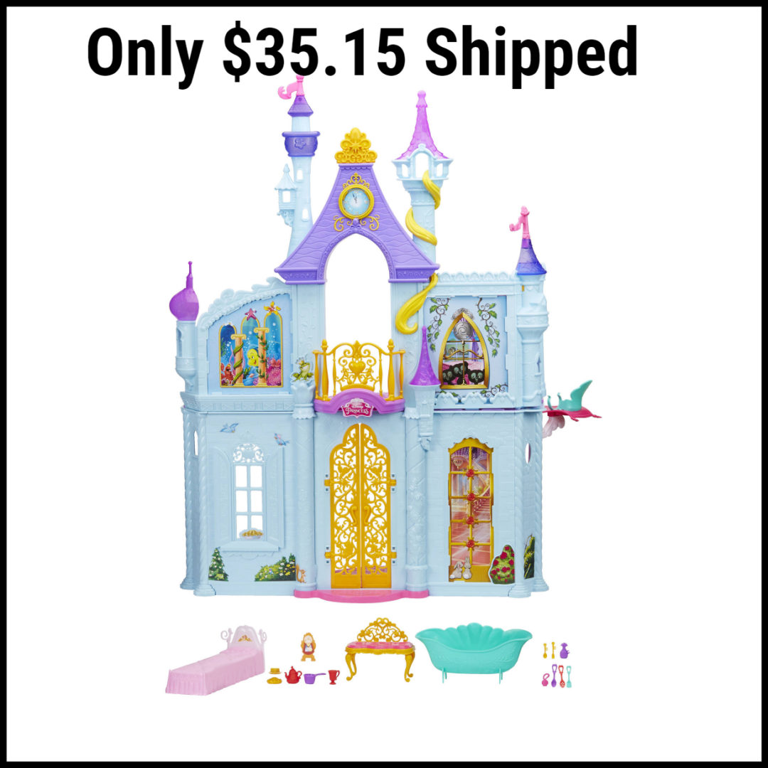 disney princess royal dreams castle instructions