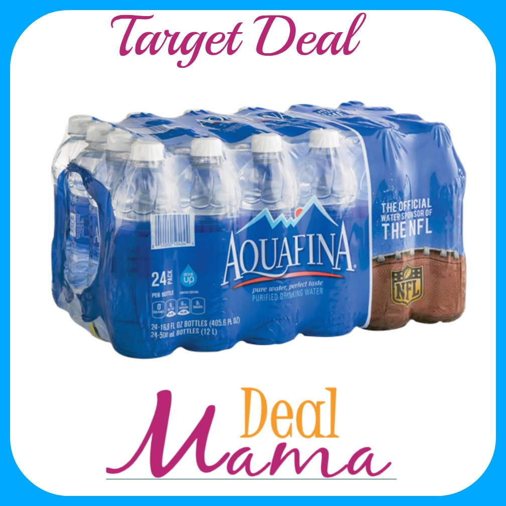 Aquafina coupons are going to be found under the brand name