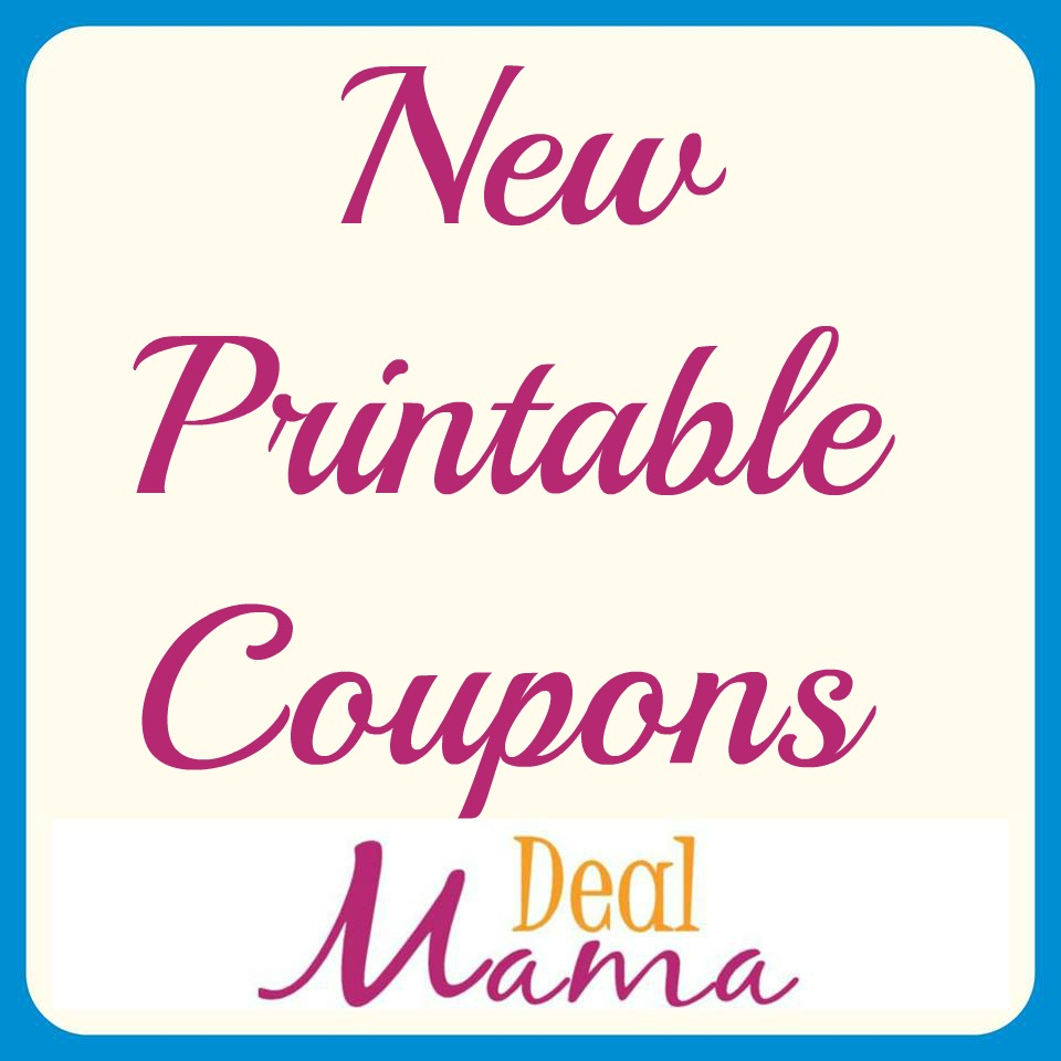 Newest Printable Coupons 1/30 – St. Joseph, M&M'S & More!