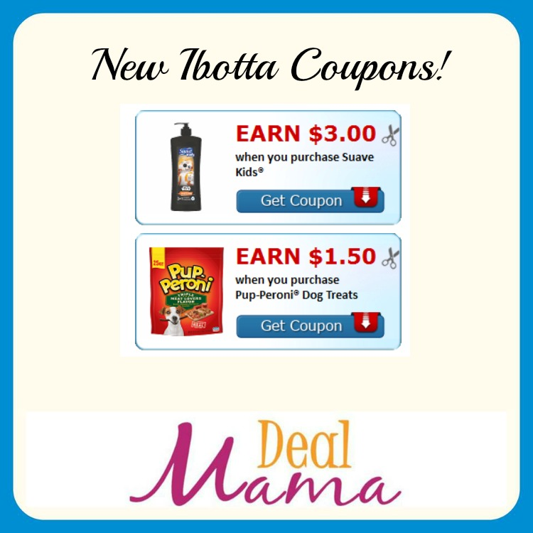 New Ibotta Offers!
