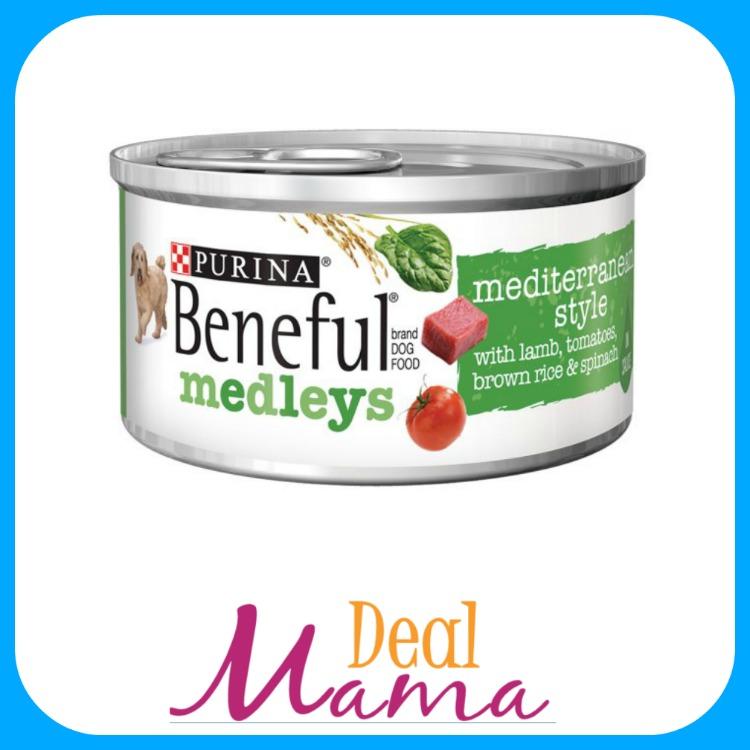 a5e9251116a Family Dollar Deal (Through 3/5 ). Buy (2) Purina Beneful Medleys Wet Dog  Food, 3 oz 3 ct $1.75 each