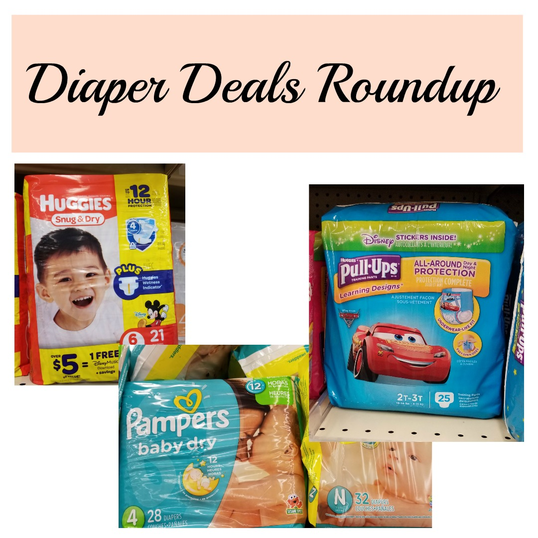Diaper Roundup Week of 5/2 – 5/8
