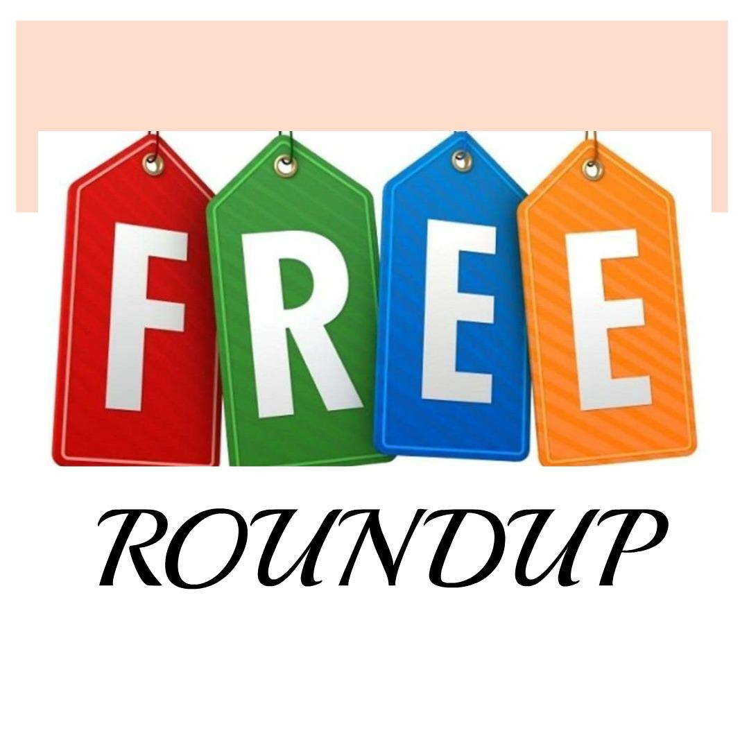 Freebie Roundup 5/24 – 5/30
