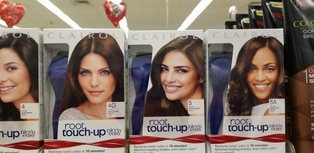 Clairol Nice 'N Easy Hair Color only 1.49 at CVS!