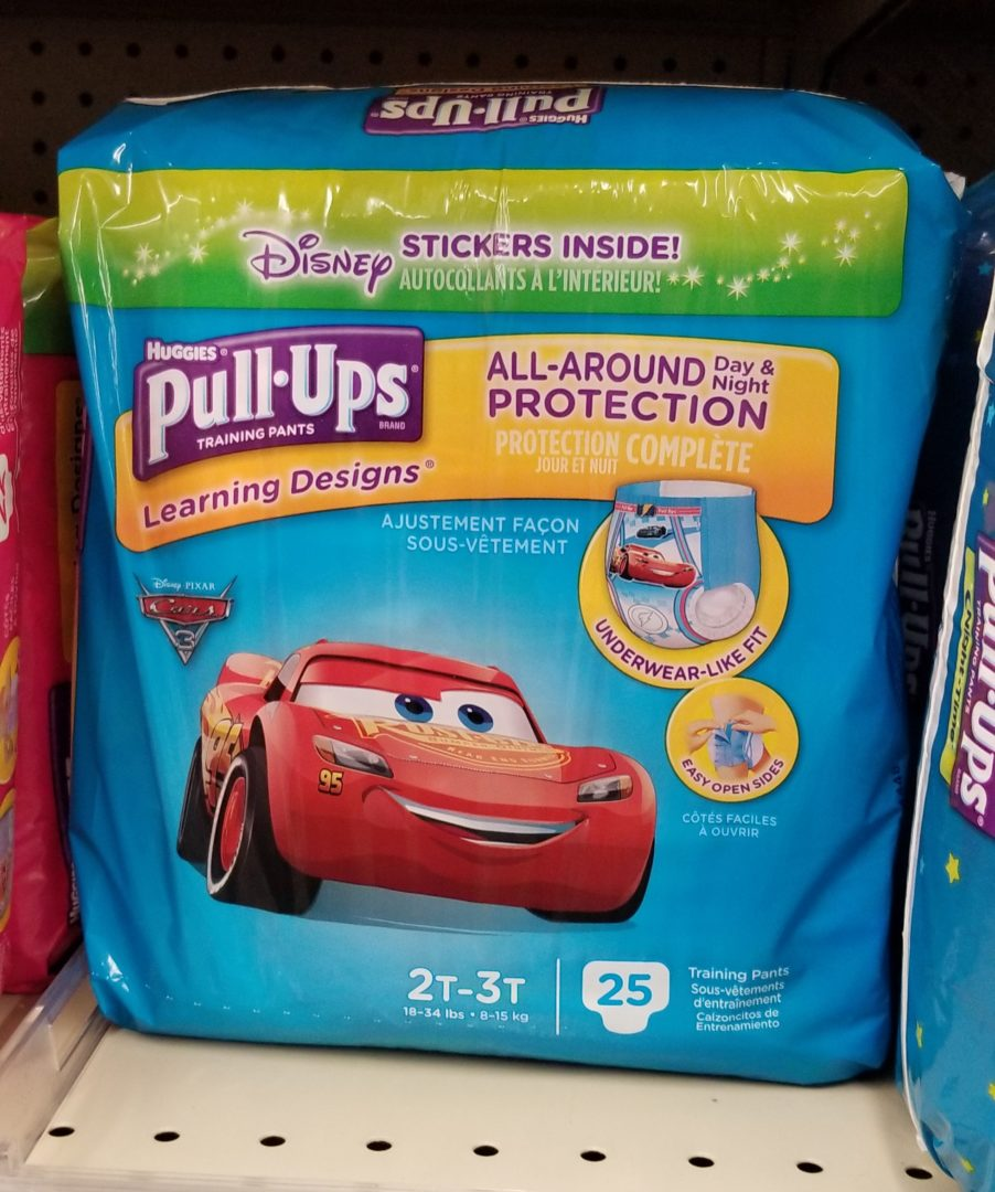 Huggies Pull-Ups Training Pants only 4.50 at Rite Aid!