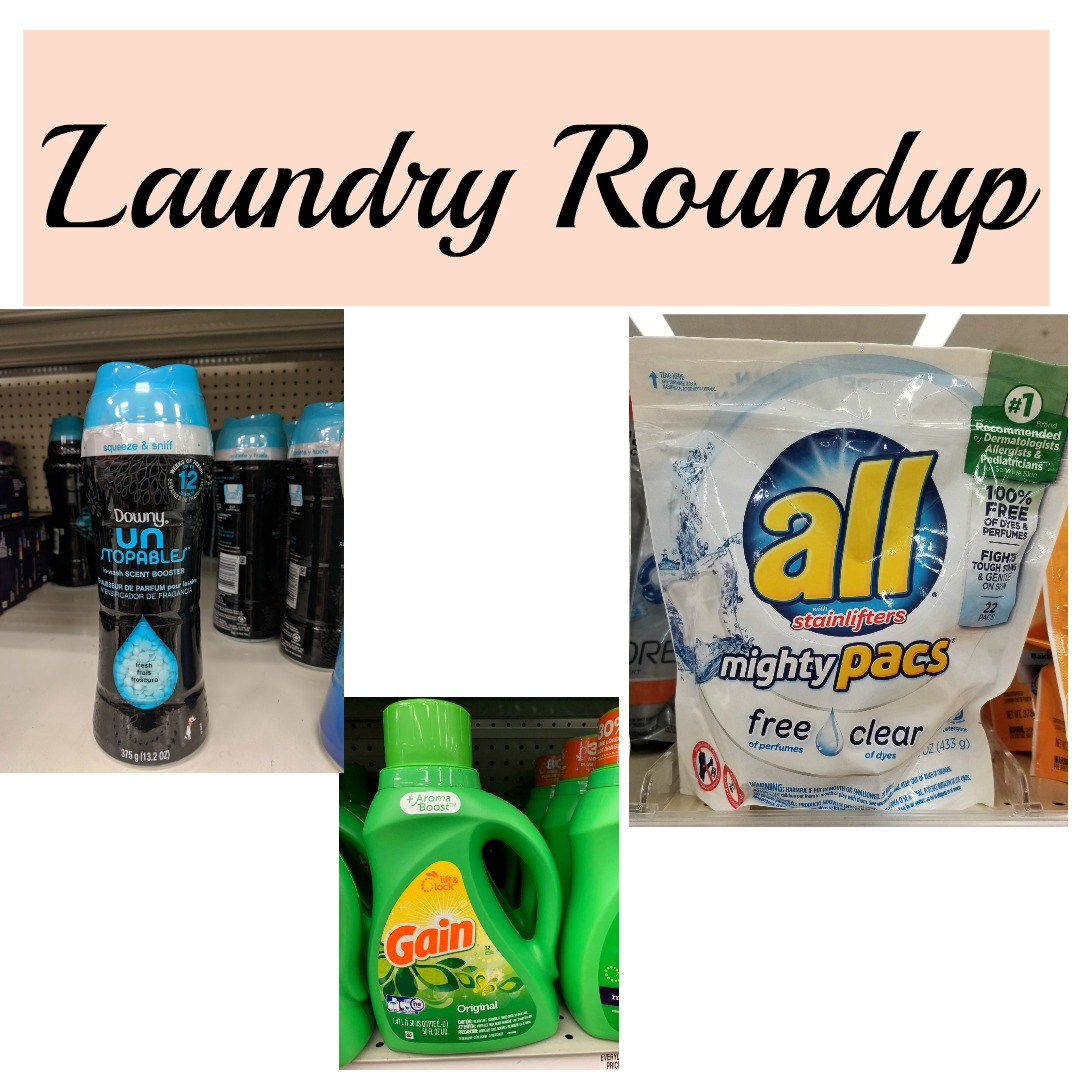 Laundry Roundup Week of 2/28 – 3/6