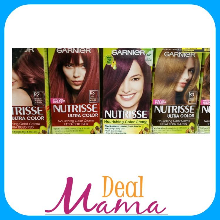 Cvs Garnier Nutrisse Or Olia Hair Color Only 299 Deal Mama