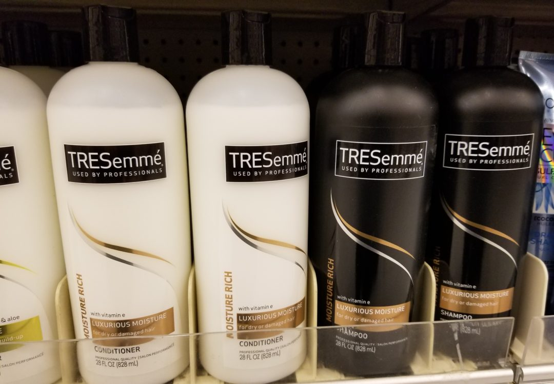 TRESemme Shampoo & Conditioner only 0.99 with Kroger