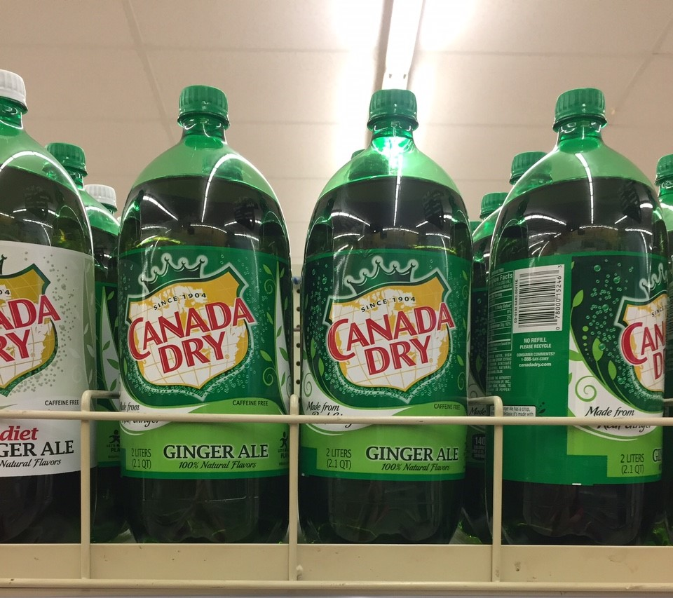 Canada Dry, Dr. Pepper, A&W or 7UP 2 Liters only 1.00 at Dollar General!
