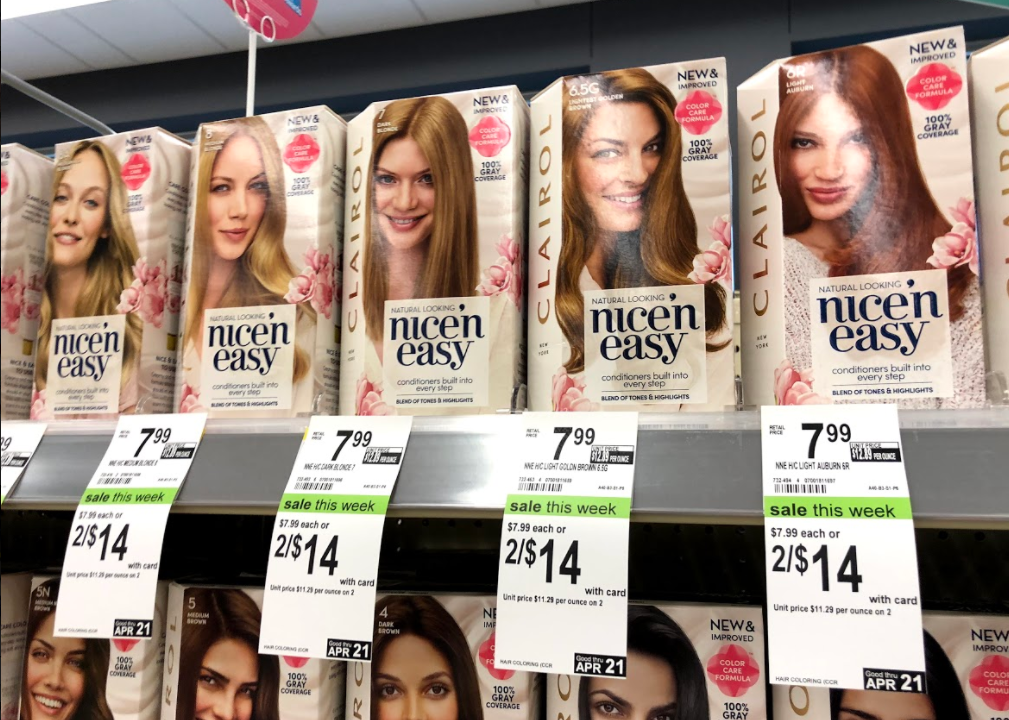 Clairol Hair Color Just 150 Deal Mama