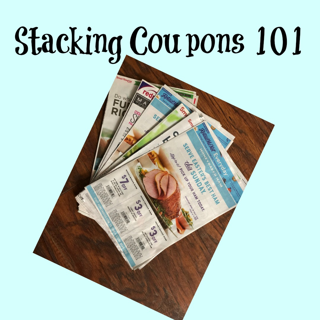 Stacking Coupons Guide!