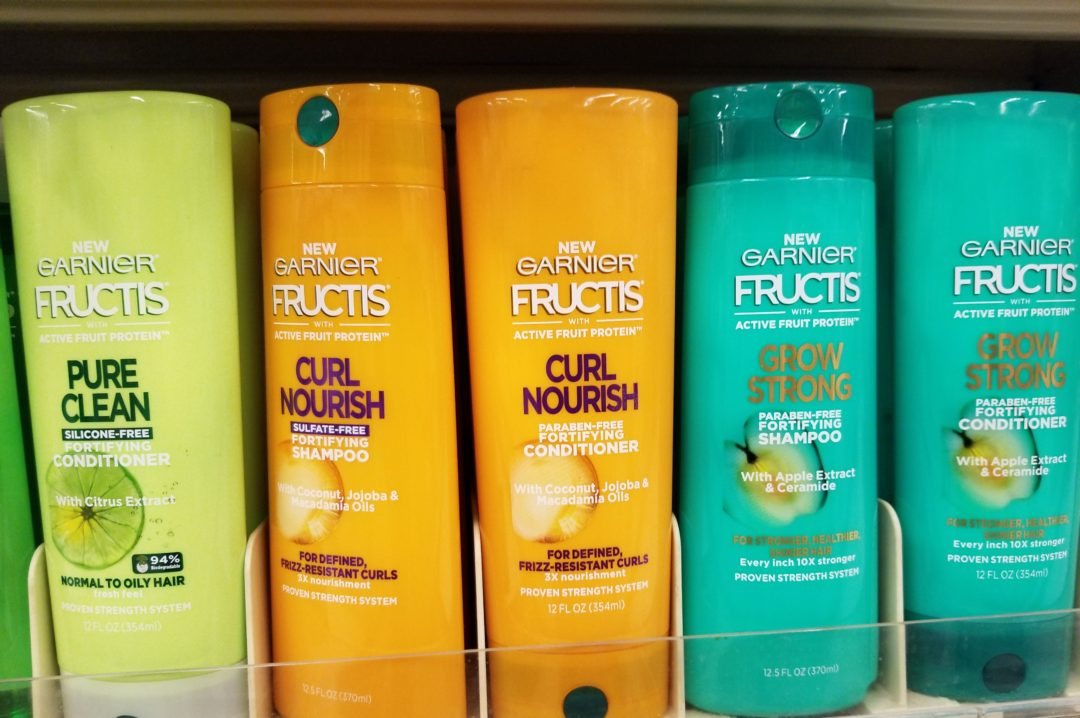 Garnier Fructis Shampoo or Conditioner only 0.99 at Target