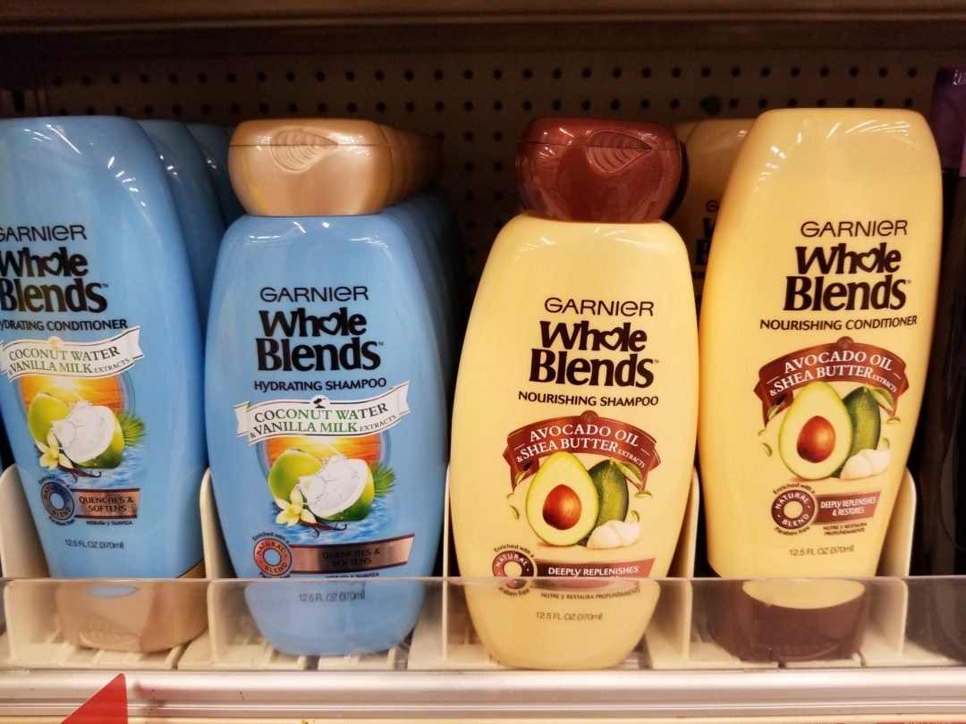 Garnier Whole Blends Shampoo or Conditioner only 0.99 at Kroger!