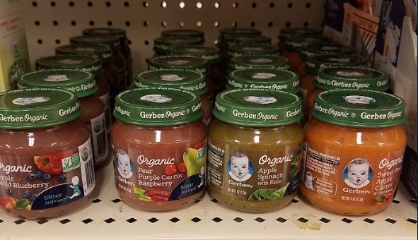2 FREE Gerber Baby Food Jars at Walmart